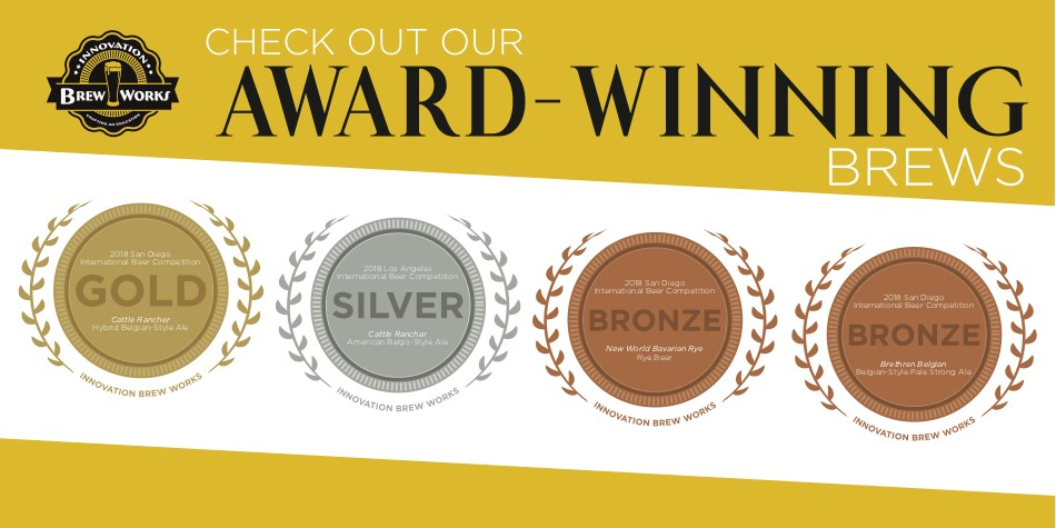heck out our award winning beers